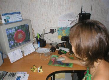 8 марта 2003 г. во втором офисе веб-студии на Машиностроителей